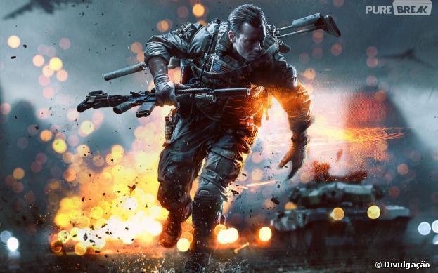 """""""Battlefield 4"""" é o novo jogo da famosa franquia da EA"""