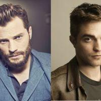 """Jamie Dornan, de """"50 Tons de Cinza"""", conta com ajuda de Robert Pattinson para lidar com a fama"""