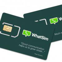 WhatsApp sem limites! Chip de celular permite usar o app em 150 países!