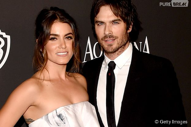 Ian Somerhalder Nikki Reed Casamento Marriage