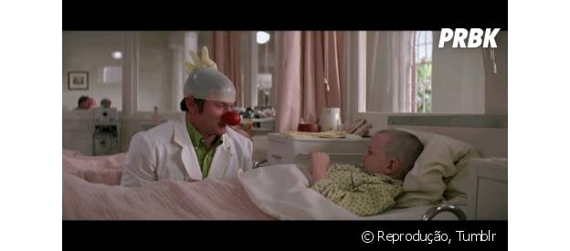 """Patch Adams - O Amor é Contagioso"""
