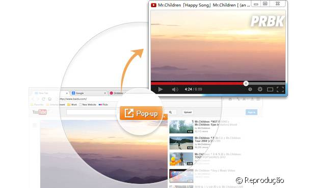 Baidu Browser é um navegador cheio de diferenciais, como assistir vídeos enquanto navega
