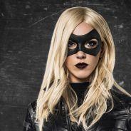 """Em """"Arrow"""": Na 3ª temporada, Laurel (Katie Cassidy) quase morre vestida de Canário Negro!"""