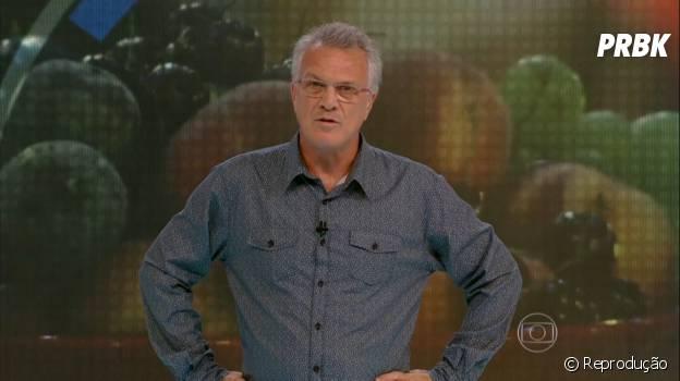 """Pedro Bial disse que a Prova do Anjo do """"BBB15"""" vai durar dois dias"""