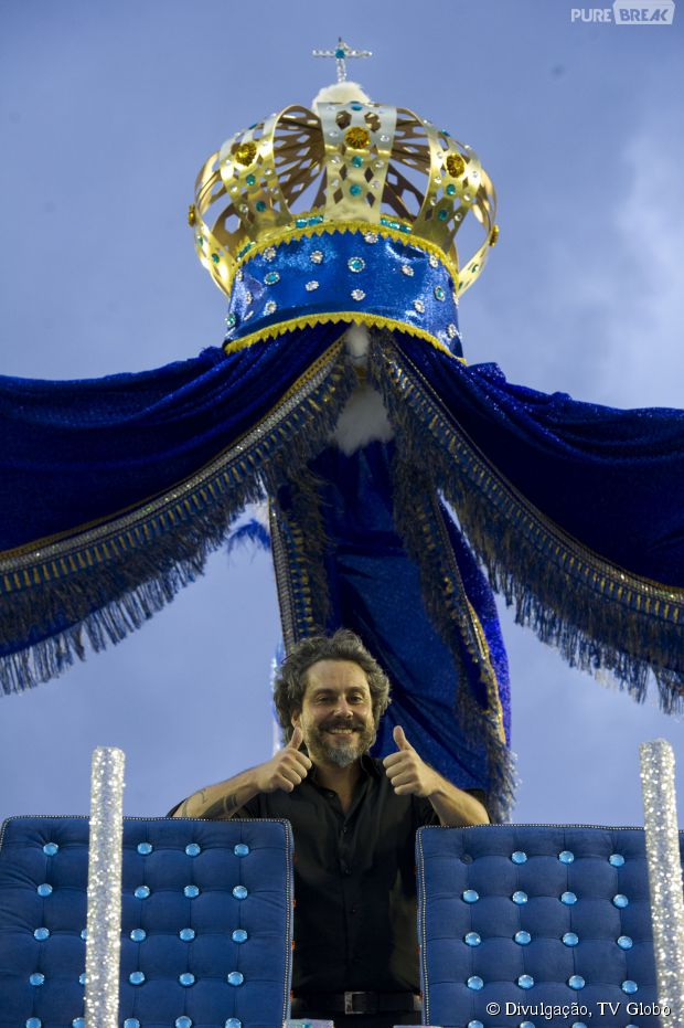 José Alfredo (Alexandre Nero) para presidente!