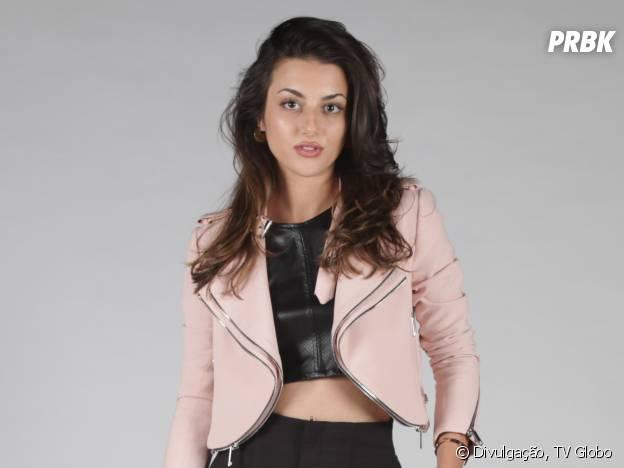 A Jade (Anaju Dorigon) ia comandar a comissão de frente!