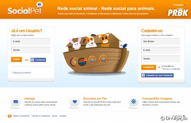 Melhores aplicativos e redes sociais para o seu pet: Social Pet