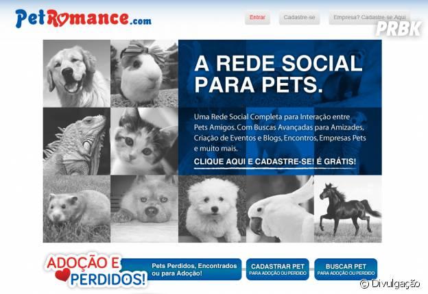 Melhores aplicativos e redes sociais para o seu pet: Pet Romance