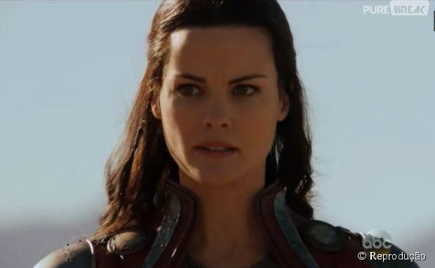 """Lady Sif (Jamie Alexander) volta para a trama de """"Agents of S.H.I.E.L.D."""""""
