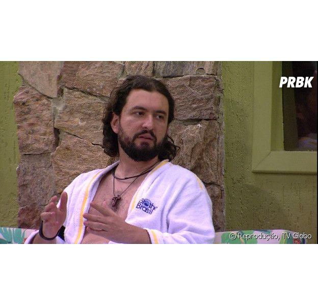 """Com 52%, Marco foi eliminado do """"BBB15"""" da Globo"""