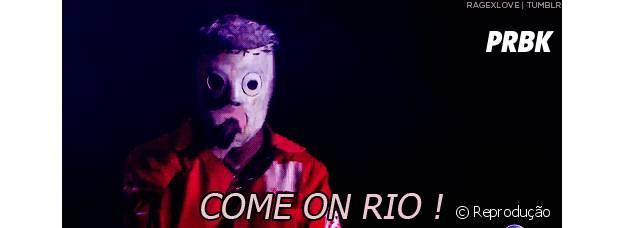 Banda Slipknot é uma das confirmadas para o Rock in Rio 2015
