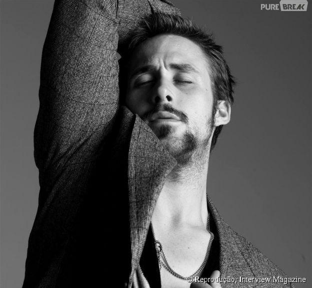 """Ao que tudo indica, Ryan Gosling (""""Diário de Uma Paixão"""") tá na mira pra ser a Fera, em """"A Bela e a Fera""""! Será?"""