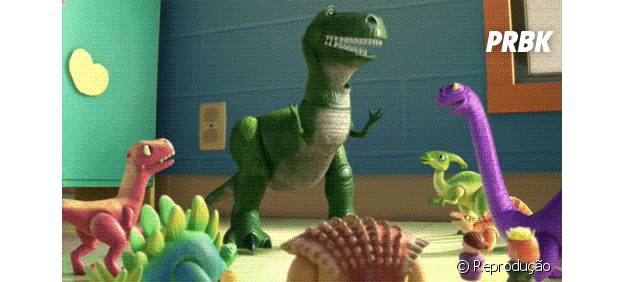 """Rex de """"Toy Store"""""""