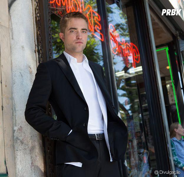 """Robert Pattinson, em """"Mapa para as Estrelas"""""""