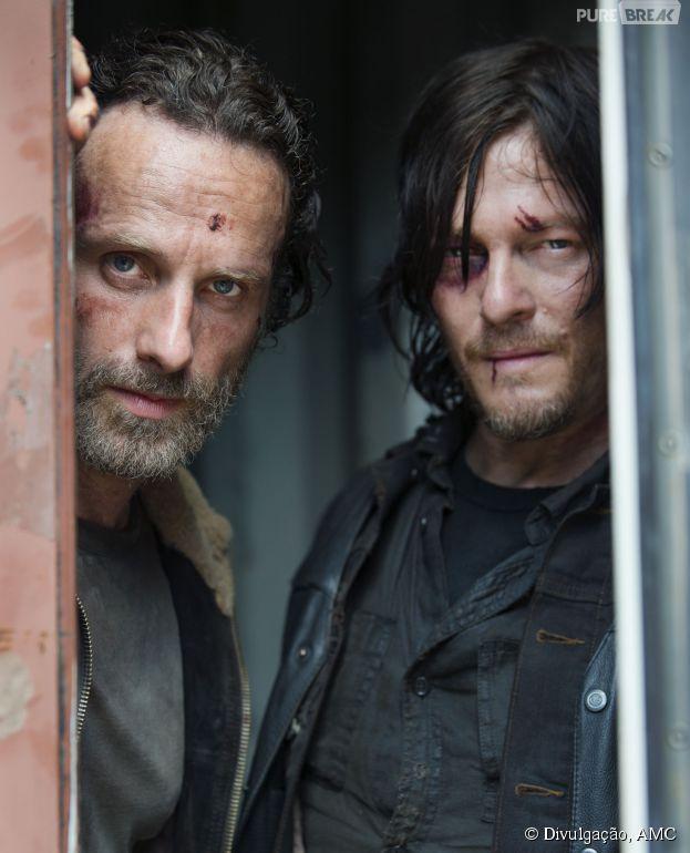 """Em """"The Walking Dead"""", os protagonistas vão chegar a um lugar novo cheio de personagens!"""