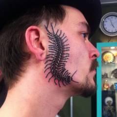 Conheça as tatuagens mais bizarras que o pessoal rabiscou no rosto