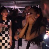 Ariana Grande diz que quase morreu em show, logo após ficar presa em elevador! OMG