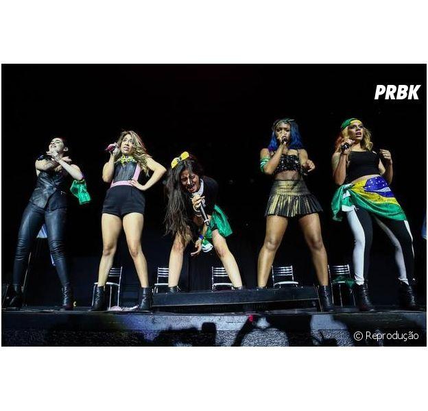 Fifth Harmony anuncia surpresa para os fãs brasileiros em seu Facebook oficial