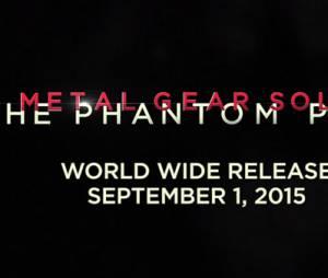 """""""Metal Gear Solid V: The Phantom Pain"""" tem data de lançamento divulgada antes da hora: será em 1 de setembro"""