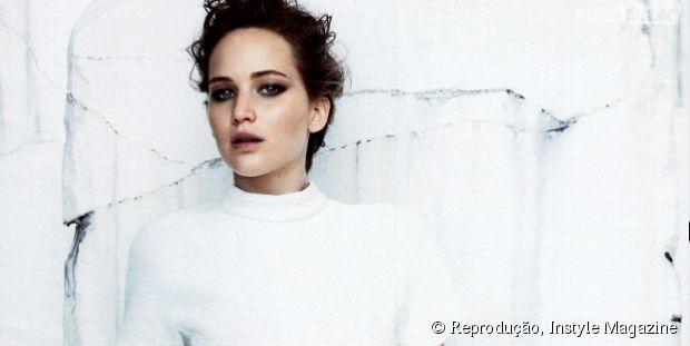 "Jennifer Lawrence fala sobre elenco de ""Jogos Vorazes"""