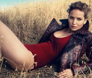 "Jennifer Lawrence fala sobre ""Jogos Vorazes"""