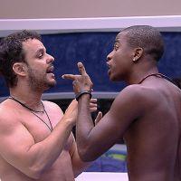 """No """"BBB15"""": Adrilles chama Luan de """"bandidinho"""" durante briga com o brother!"""