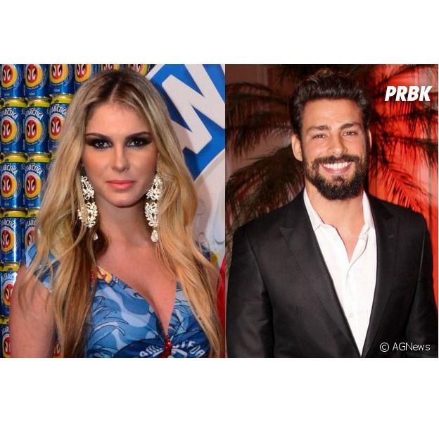 Bárbara Evans e Cauã Reymond estão namorando?