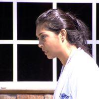 """No """"BBB15"""", após barraco, Amanda diz que não quer mais amizade de Luan: """"Não toca no meu nome"""""""