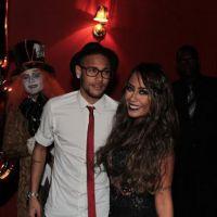 Anitta, MC Gui, Mc Guime, Caio Castro e mais famosos curtem festa de aniversário da irmã de Neymar