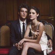 """Laura Neiva posta foto de Chay Suede no Instagram e se declara para namorado: """"Meu homem"""""""