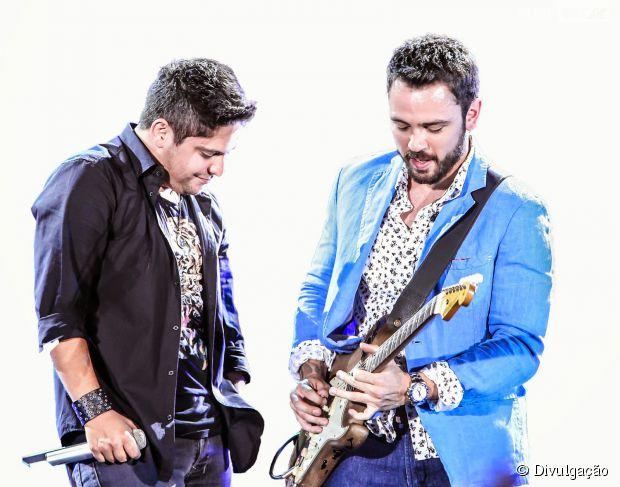 """Deezer lança """"Os Anjos Cantam"""", o novo CD da dupla Jorge e Matheus"""