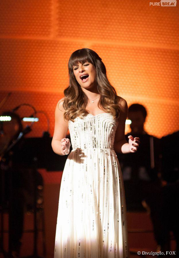 """Rachel (Lea Michele) vai cantar uma música original escrita por Darren Criss, o Blaine, no fim de """"Glee""""!"""