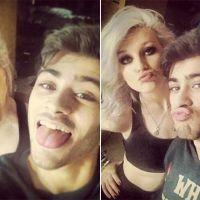 Zayn Malik, do One Direction, posta sobre suposta traição à namorada Perrie Edwards no Twitter