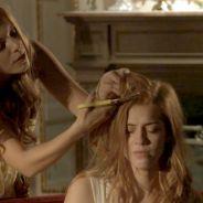 """Sophia Abrahão corta o cabelo para """"Alto Astral"""" e comenta cenas polêmicas: """"Sequência difícil"""""""