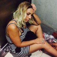 """Valesca fica presa em elevador e desabafa no Instagram: """"Tentando manter a calma"""""""