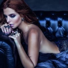"""Giovanna Lancellotti posa de topless para a revista VIP e dispara: """"Espero que me vejam como mulher"""""""
