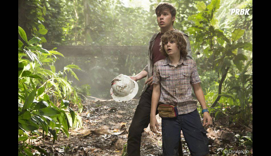 """As filmagens de """"Jurassic World"""" chegaram ao fim em outubro de 2014"""