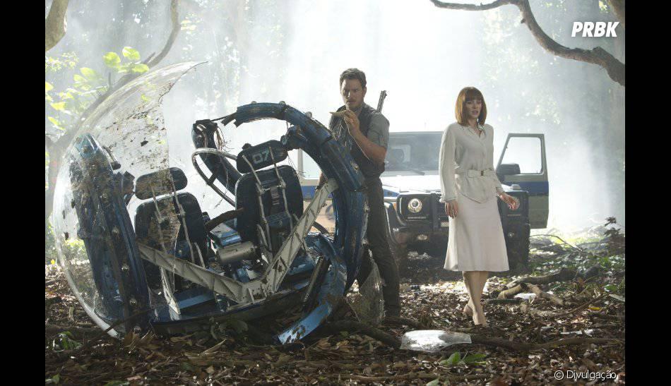 """""""Jurassic World"""" tem estreia prevista para 11 de junho"""