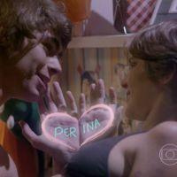 """Novela """"Malhação"""": Com Isabella Santoni e Rafael Vitti, curta 10 beijos marcantes do casal Perina!"""