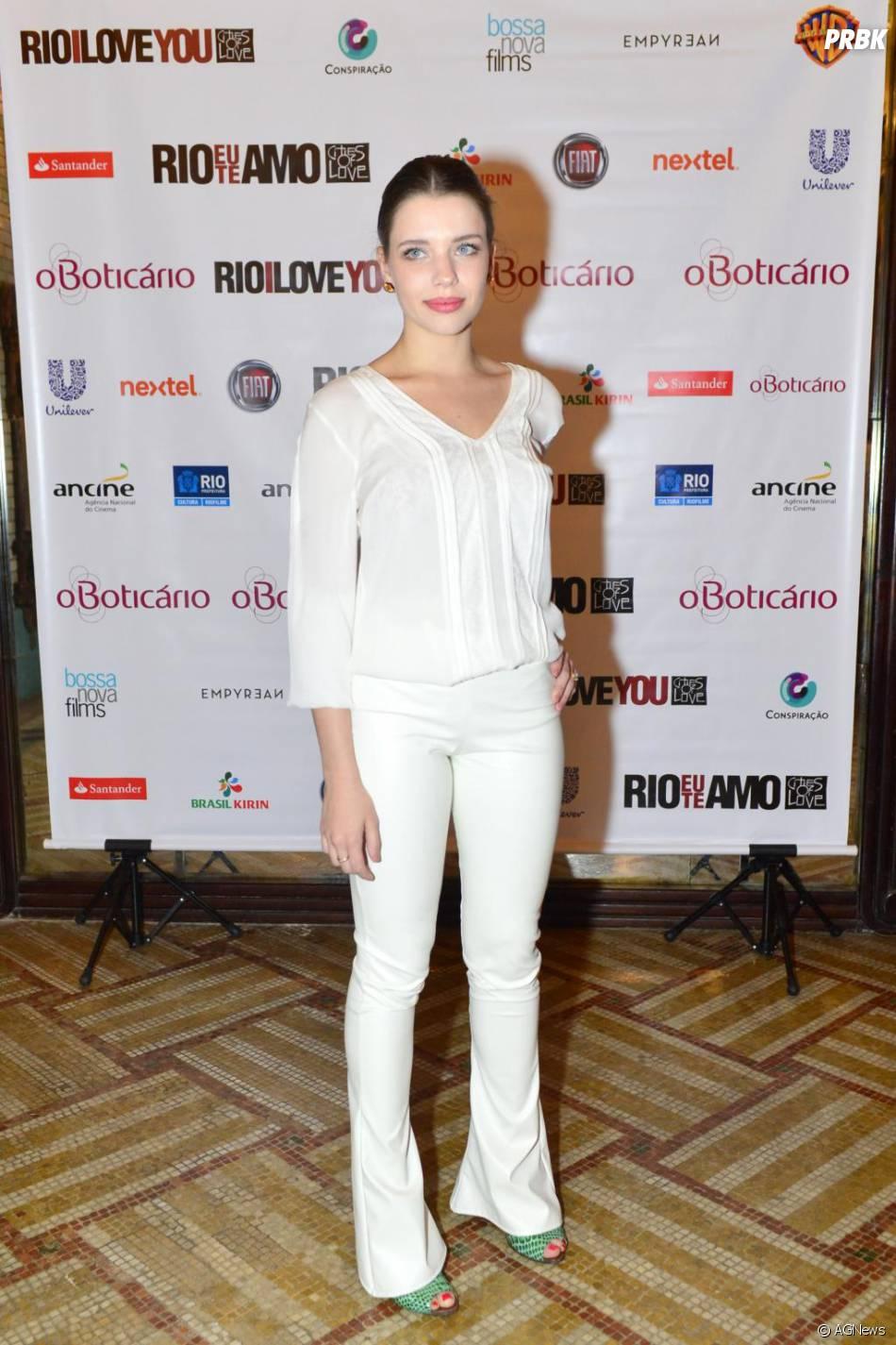 Bruna Linzmeyer atuará ao lado de Johnny Massaro e Juliana Paes