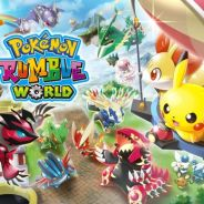 """Nintendo anuncia """"Pokémon Rumble World"""": novo game gratuito para 3DS, igual ao """"Pokémon Shuffle"""""""