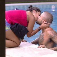 """Reta Final """"BBB15"""": Amanda fala em pular nua na piscina com Fernando"""