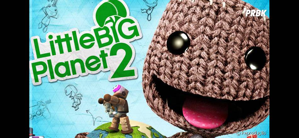 """A história do bonequinho de tricô continua em """"Little Big Planet 2"""""""