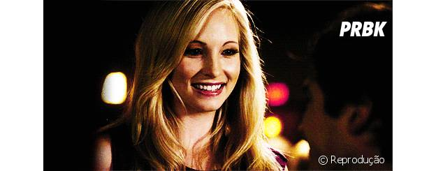 "Carol em ""The Vampire Diaries"""