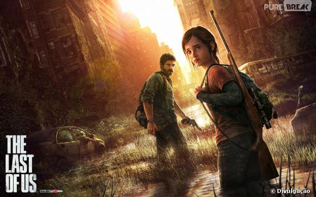 """""""The Last of Us"""" é um jogo exclusivo de PS3"""