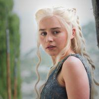 """Em """"Game of Thrones"""": na estreia da 5ª temporada, Daenerys fica com medo de seus dragões!"""