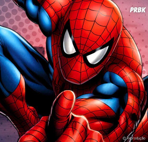 """""""Homem-Aranha"""", da Marvel"""