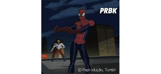 """""""Homem-Aranha"""""""
