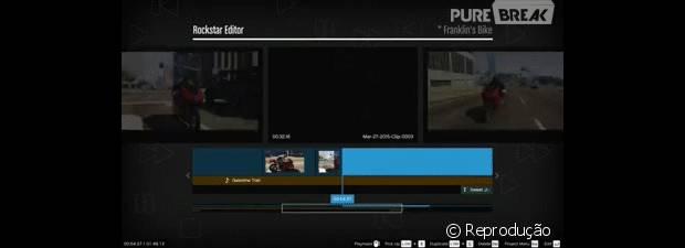 """Com esta ferramente é possível visualizar como está ficando o projeto em """"GTA V"""""""