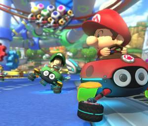 """""""Mario Kart 8"""" ganha novo pacote de conteúdo que inclui a fofura da pista """"Baby Park"""" do Gamecube"""